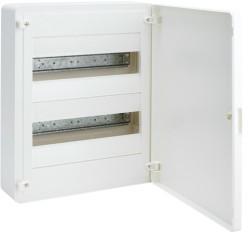 Caja  superf golf vf 2 filas 24m puerta blanca