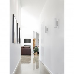 APLIQUE DE PARED TANIA IP20 2X GU10 MAX.