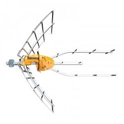 Antena ellipse uhf(c21-48) + alim.(colect.)