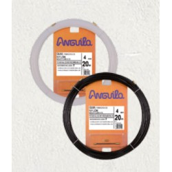 PASACABLES INT. NYLON 3MM NEGRO 30M