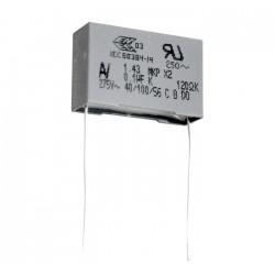 Filtro rc para detectores