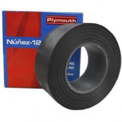 CINTA AISLANTE PVC NUÑEZ 12 20X25MM NG