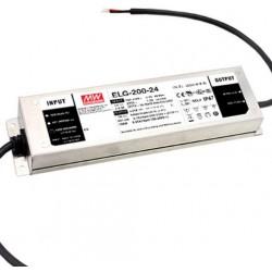 FUENTE IP67 200W 24V ELG