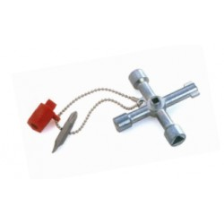 LLAVE MULTIPLE EN CRUZ