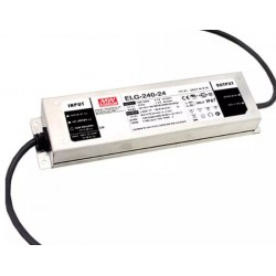 FUENTE IP67 240W - 24VDC ELG
