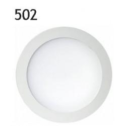 DOWN LED CUADR. 250X250 CORTE REDON. 20W