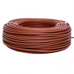 CABLE AFIRENAS L H07Z1-K 1X6 MARRON cpr
